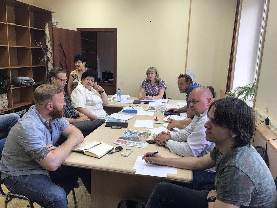 3 и 4 августа прошли первые заседания комиссий Общественной палаты