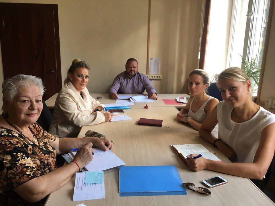 Заседание комиссии по развитию добровольческого движения,благотворительности и волонтерству,патриотическому воспитанию и работе с молодежью