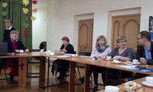 Круглый стол по экологии в ДК «Русь» Манушкино