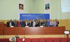 Второе планерное заседание Общественной Палаты