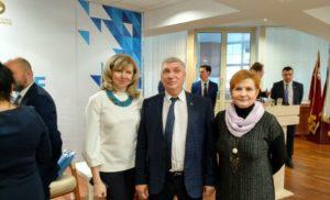 Расширенное заседание ОП Московской области