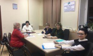 Рабочая встреча Комиссии по здравохранению, социальной политике, образованию, трудовым отношениям и качеству жизни граждан,  местному самоуправлению и работе с территориями