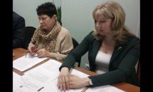 Рабочая встреча представителей Общественной палаты, Совета депутатов , Управления образования админстрации городского окурга Чехов