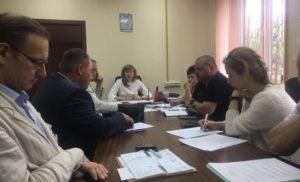 Очередное заседание Совета ОП