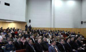 Расширенное ежемесячное совещание Главы городского округа Чехов