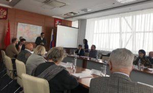 Совместное заседание Комиссий ОП МО