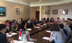 Встреча женского бизнес-сообщества