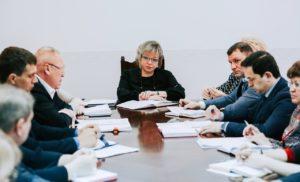 Еженедельное совещании Главы г.о.Чехов