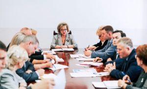 Еженедельное совещание Главы городского округа Чехов
