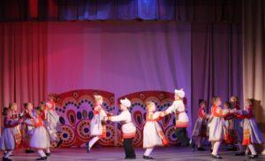 Праздничный концерт, посвященный Светлой Пасхе