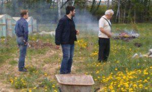 Мониторинг тепличных хозяйств на территории г.о.Чехов