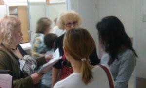 Опрос в медицинских организациях г.о.Чехов