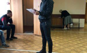 Мониторинг и опрос в медицинской организации села Троицкое
