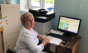 Мониторинг и опрос в медицинской организации поселка Мещерское