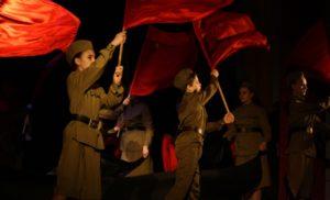 В микрорайоне Венюково прошел митинг, посвященный празднику Победы