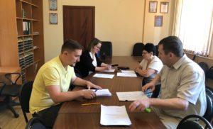 Встреча в рамках общественного обсуждения проекта территориальной схемы обращения с отходами