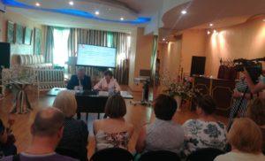 Ежемесячная встреча Администрации г.о.Чехов с населением городского округа Чехов по вопросам здравоохранения