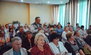 Ежемесячная  встреча Главы г.о.Чехов с жителями по вопросам здравоохранения