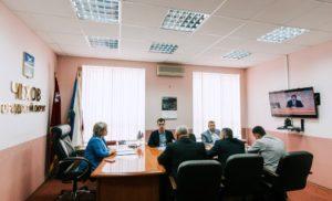 Расширенное заседание Правительства М.О.