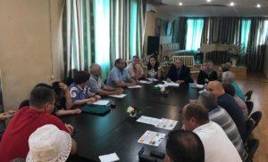Круглый стол по  вопросам предоставления субсидий СО НКО