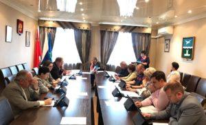 Ежегодное заседание Комиссии по рассмотрению предложений о присвоении  почётных званий городского округа Чехов
