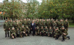 Военно-спортивные сборы «Феникс»