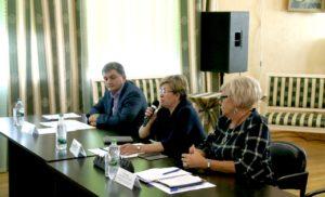 Ежемесячная  встреча с населением по вопросам здравоохранения