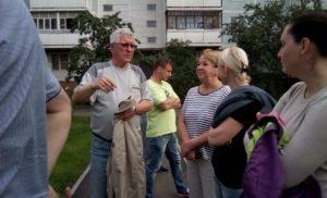 Встреча с жителями