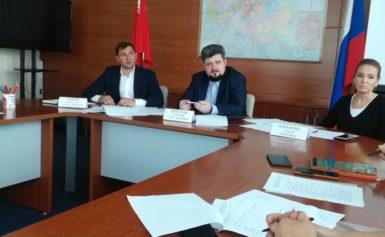 Заседание рабочей  группы Общественной палаты Московской области по направлению «Здравоохранение»