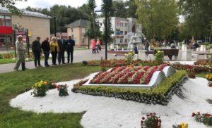 Пешеходная зона по ул. Полиграфистов