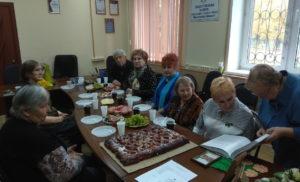 Встреча «За кружкой чая»