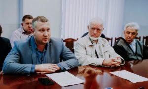 Встреча с Главой г.о.Чехов