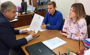 Встреча с депутатом Мособлдумы Романом Горбуновым