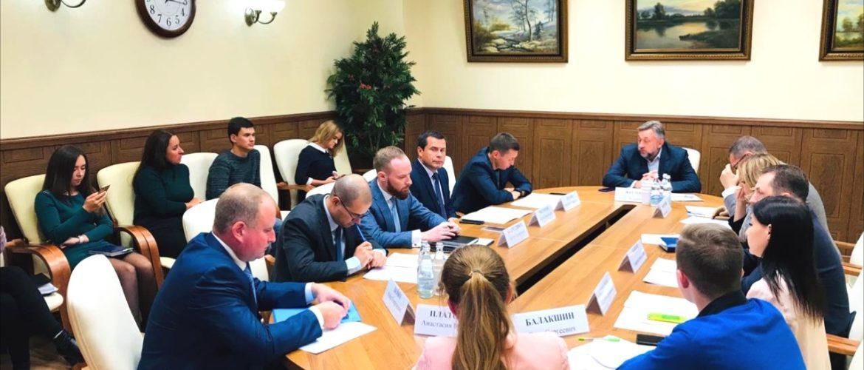 Расширенное заседание Комитета по спорту и делам молодежи в Мособлдуме