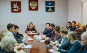 Еженедельное  совещание ВРИП Главы г.о.Чехов