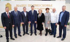 Ежегодное обращение Губернатора Московской области