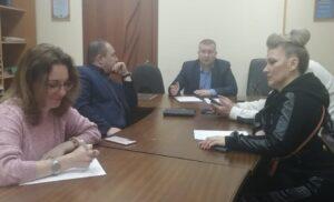 Рабочее совещание ОП г.о.Чехов