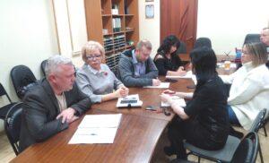 Встреча с Главным врачом ГБУЗ МО «Чеховская областная больница»