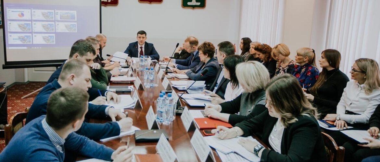 Члены Общественной палаты г.о.Чехов приняли участие в еженедельном совещании Администрации г.о.Чехов.