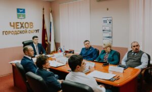 Расширенное  заседание Правительства Московской области