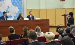 Большая встреча  представителей бизнес-сообщества с муниципальной и региональной властью