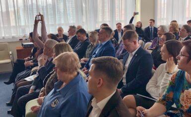 Рабочее совещание  на тему «Об организации общественного наблюдения в ходе Общероссийского  голосования по поправкам в Конституцию РФ 22 апреля 2020 года на  территории Московской области»