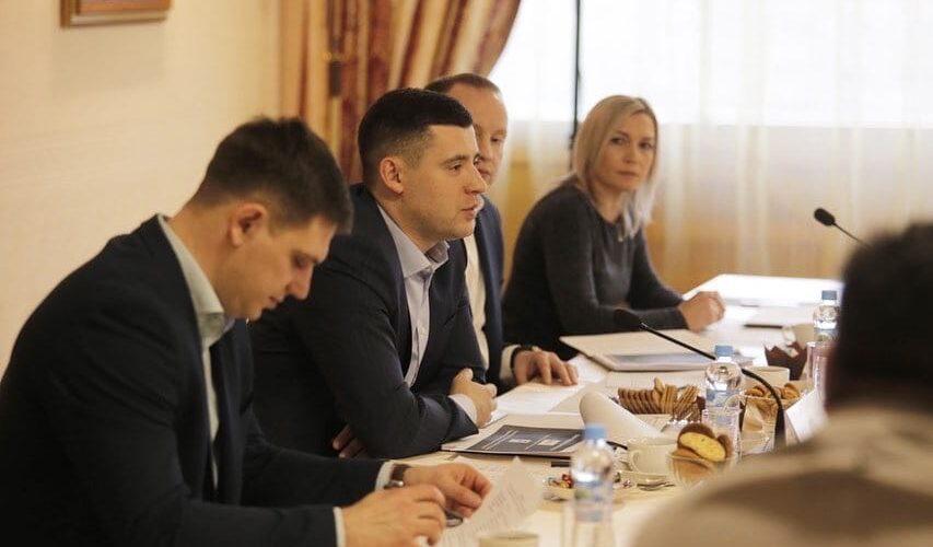 Встреча Главы г.о. Чехов с руководителями крупнейших  компаний