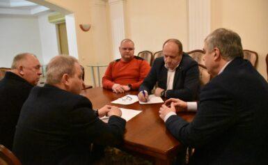 Встреча Депутата  Мособлдумы с представителями ветеранских организаций