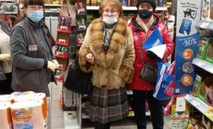 Мониторинг супермаркетов
