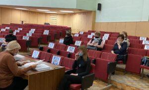 Заседание жилищной комиссии