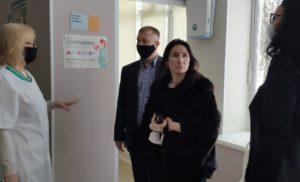Встреча с руководством Чеховской больницы